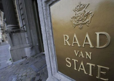 The Council of State (Raad van State)