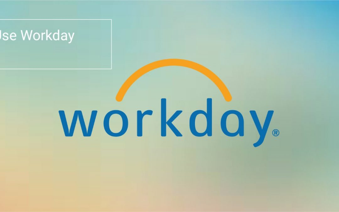 Use Workday